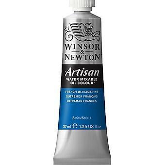 Winsor & Newton Artisan vatten Mixable Oil Colour 37ml (263 fransk Ultramarin S1)