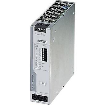 Phoenix Contact QUINT4-PS/3AC/24DC/5 Rail mounted PSU (DIN) 24 Vdc 5 A 3 x