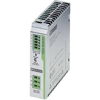 Phoenix Contact TRIO-PS/1AC/24DC/2.5 Rail mounted PSU (DIN) 24 Vdc 2.5 A 60 W 1 x