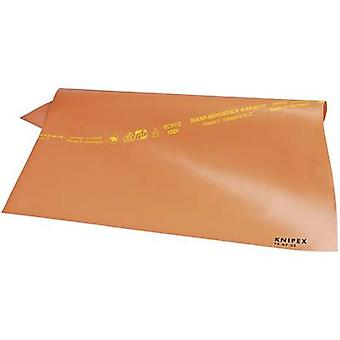 Knipex VDE cover cloth from rubber 500 x 500 mm