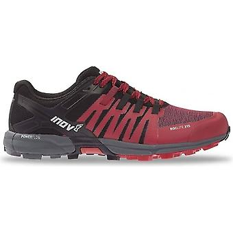 Roclite 315 Mens STANDARD FIT Trail Running Shoes Red/Black