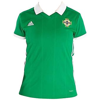 2018-19 Northern Ireland Adidas Home Womens Shirt