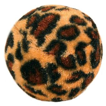 Trixie Ball Leopard (Cats , Toys , Balls)