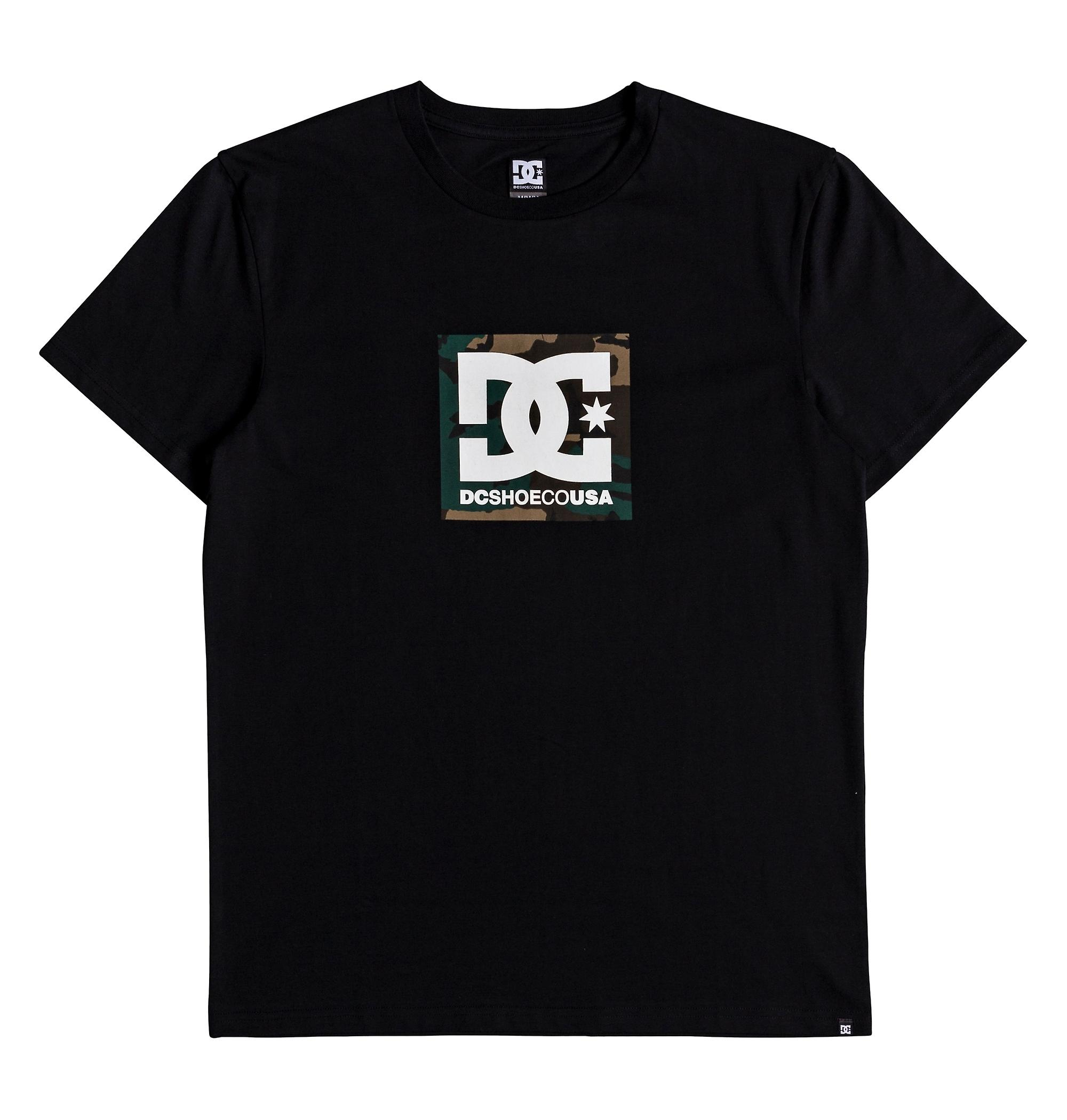 DC Camo Boxing Short Sleeve T-Shirt