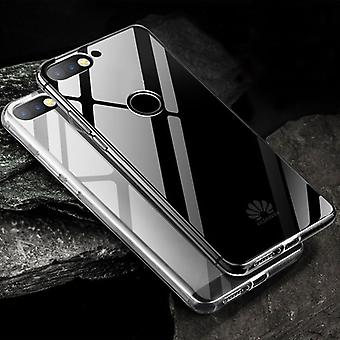 For Huawei Y5 2018 Silikoncase TPU protection transparent bag case cover pouch accessories new
