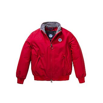 North Sails Kinder Sailor Gepolstert Bomberjacke Mit Polar Vlies