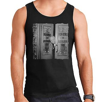 TV Times Alfred Hitchcock At The Rovers Return 1964 Men's Vest