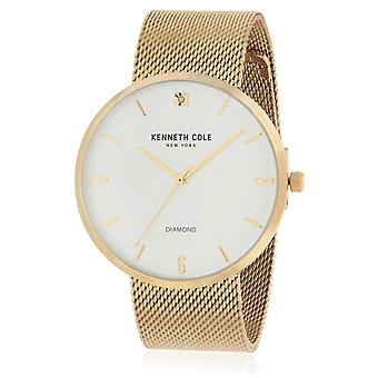 Kenneth Cole Rose Gold-Tone Mens Watch KC50638003