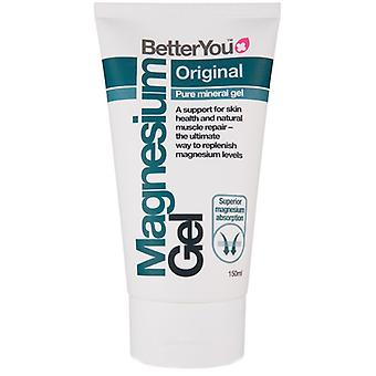 BetterYou Magnesium Gel 150 ml  (Hygiene and health , Special Cares , Muscle Pain)