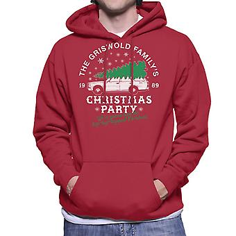 Griswold Family Christmas Party Men's Hooded Sweatshirt