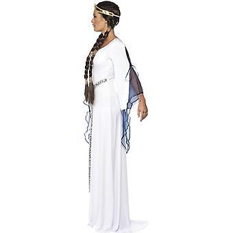Medieval Maid Costume, UK Dress 12-14