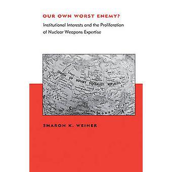 Onze eigen ergste vijand? -Institutionele belangen en de proliferatie-o
