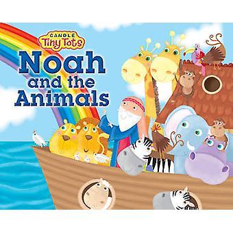 Noah and the Animals by Karen Williamson - Sophie Hanton - 9781781281