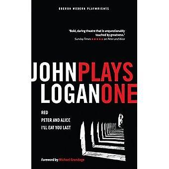 John Logan juega uno - rojo / Peter y Alice / me comeré lo último por Lo