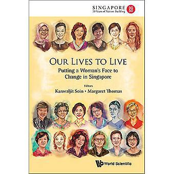 Nossas vidas para viver - colocando o rosto de uma mulher para mudança em Singapura - 97