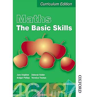 Maths the Basics Functional Skills Edition (E3-L2) by June Haighton -