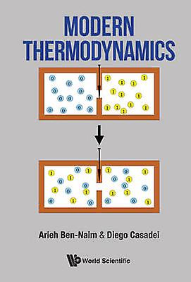 Modern Thermodynamics by Arieh Ben-Naim - Diego Casadei - 97898132007