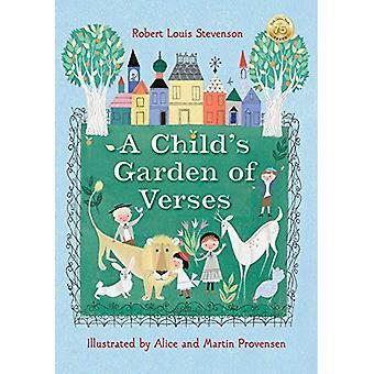 Garden of Verses de l'enfant Stevenson