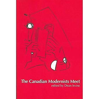 Canadian Modernists Meet