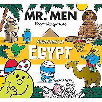 M. hommes aventure en Egypte (Mr. Men et Little Miss aventures)
