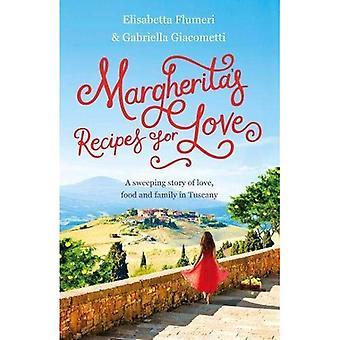 Margherita van recepten voor liefde
