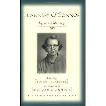 Flannery O'Connor: Andliga skrifter (moderna andliga mästare)