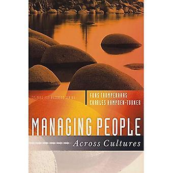 Gestion des personnes à travers les Cultures (Culture d'entreprise)