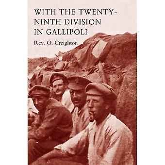 Mit der 29. Division in Gallipoli 2004