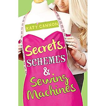 Secrets, Schemes and Sewing Machines (Love, Lies and Lemon Pies)