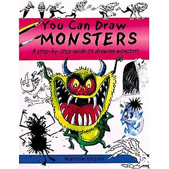 You Can Draw Monsters (You Can Draw)