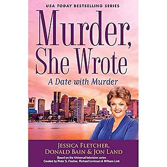 Murder, She Wrote a Date with Murder (Murder, She Wrote Mystery)