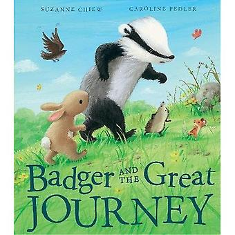 Badger and the Great Journey