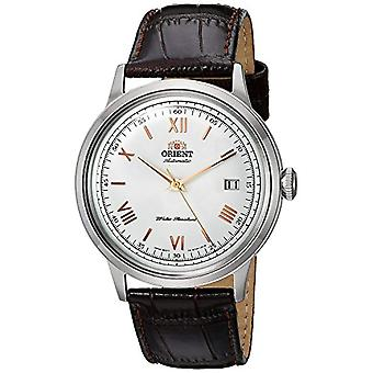Orient Automatic Analog Man with a leather strap FAC00008W0
