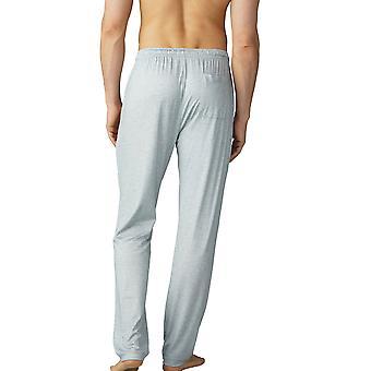 Mey mannen 65660-620 mannen Jefferson licht grijs Melange pyjama's Pant