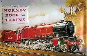 Hornby Railways 1928-9 embossed steel sign