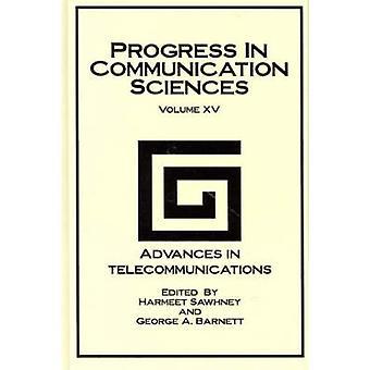 Viestintä tieteiden kehitys Volume 15 Tele viestinnän kehitys tuntematon