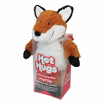 Aroma Home Hot Hugs Hottie Heatable Toy: Fox