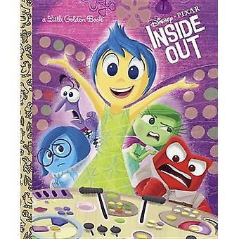 Inside Out (Disney/Pixar Inside Out) by Random House Disney - Random