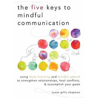 The Five Keys to Mindful Communication - Using Deep Listening and Mind