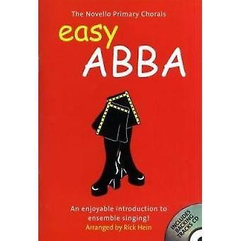 The Novello Primary Chorals - Easy Abba - 9781849380638 Book