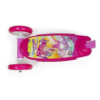 DArpeje Barbie Dreamtopia Kids trzy koła Tri Scooter (OBBD110)