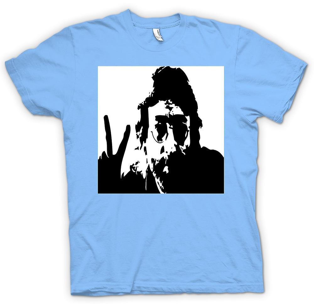 महिला टी शर्ट - जॉन लेनन - विरोधी युद्ध