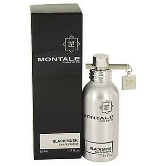 Montale Black Musk By Montale Eau De Parfum Spray (unisex) 1.7 Oz (women) V728-536047