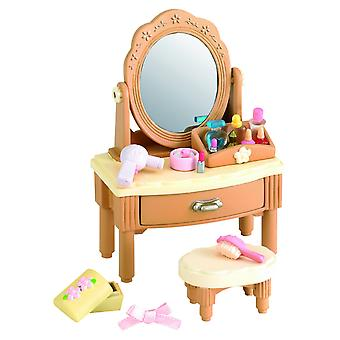 Sylvanian Families Girl's Dressing Table