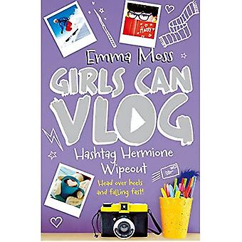Hashtag Hermione: Wipeout! - Girls Can Vlog