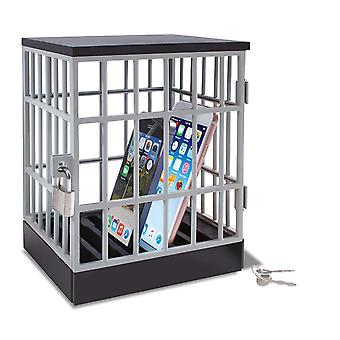 Mobile Phone Jail Prison With Padlock - Lock Away Phones for Family Time!