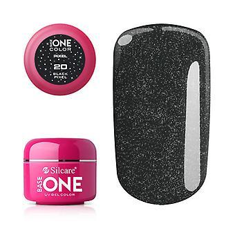 Base one-Pixel Black pixel 5 g UV-gel