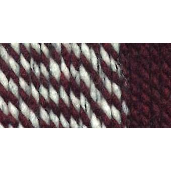 Wool Ease Thick & Quick Yarn Hoosiers Stripes 640 600