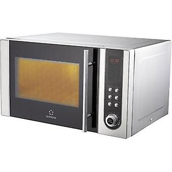 Microwave 800 W Grill function, Heat convection Renkforce