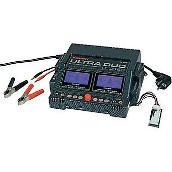 Scale model multifunction charger 220 V 20 A Graupner Ultra Duo